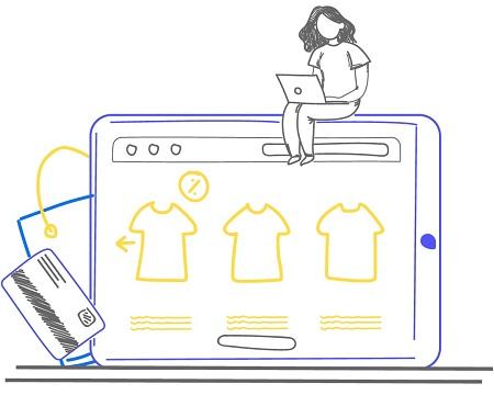 Una tienda online para vender tus productos